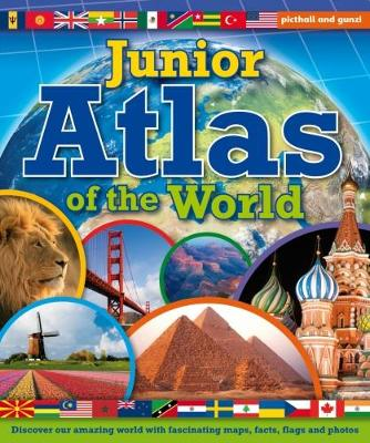 Junior Atlas of the World book