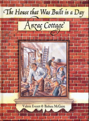 Anzac Cottage book