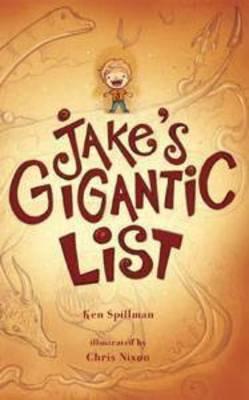 Jake's Gigantic List book
