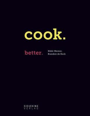 cook. better by Nikki Werner