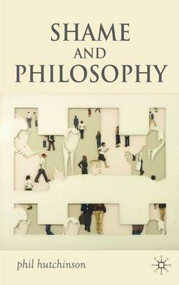 Shame and Philosophy book