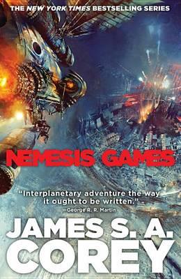 Nemesis Games by James S A Corey