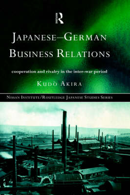 Japanese-German Business Relations book