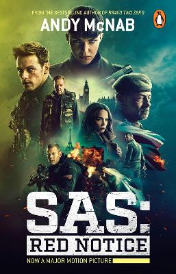 SAS: Red Notice: The electrifying thriller from the No. 1 bestseller, now a major Sky film book