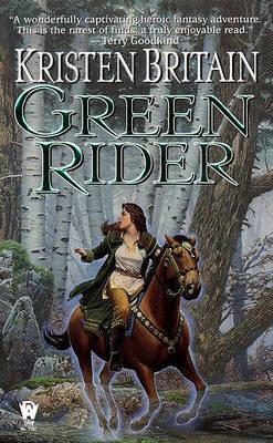 Green Rider book
