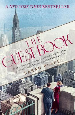 The Guest Book: The New York Times Bestseller by Sarah Blake