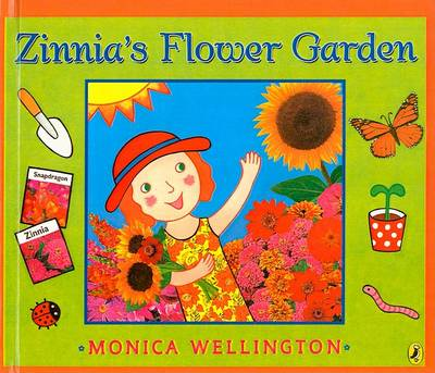 Zinnia's Flower Garden book