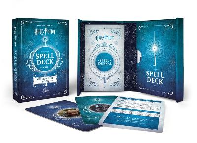 Harry Potter: Spell Deck and Interactive Book of Magic by Donald Lemke