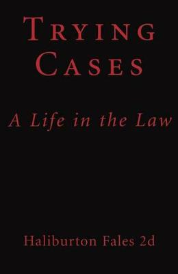 Trying Cases book