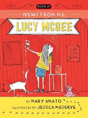 News from Me, Lucy McGee by Mary Amato