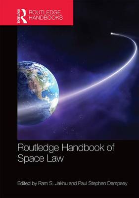 Routledge Handbook of Space Law book