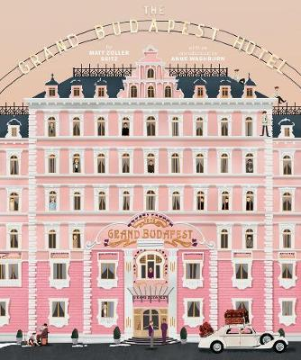 Grand Budapest Hotel Collection by Matt Zoller Seitz