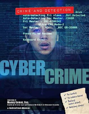 Cyber Crime by Crest Mason