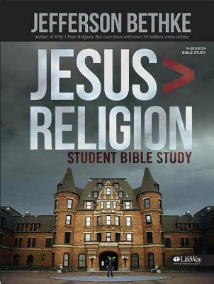 Jesus > Religion - Student Book by Jefferson Bethke