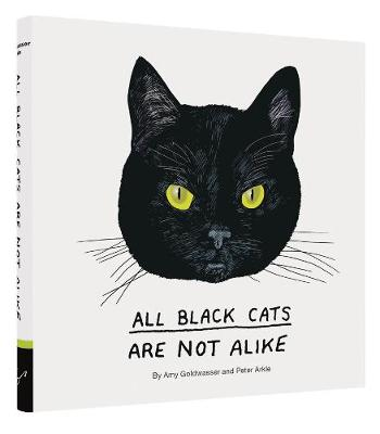 All Black Cats are Not Alike by Amy Goldwasser