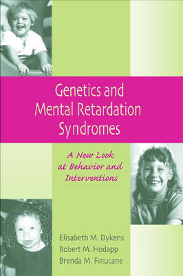 Genetics and Mental Retardation Syndromes book