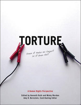 Torture: Does it Make Us Safer? Is it Ever OK? A Human Rights Perspective. by Kenneth Roth