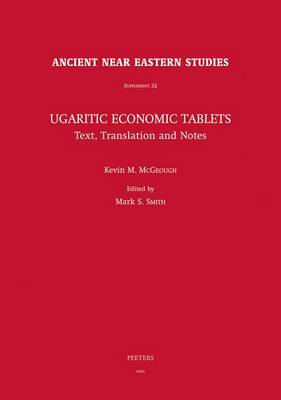 Ugaritic Economic Tablets by K. McGeough