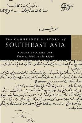 The Cambridge History of Southeast Asia by Nicholas Tarling