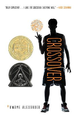 Crossover by ,Kwame Alexander