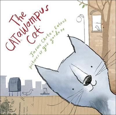 Catawampus Cat by Jason Carter Eaton