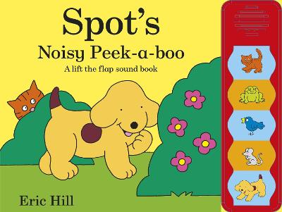 Spot's Noisy Peek-a-boo book