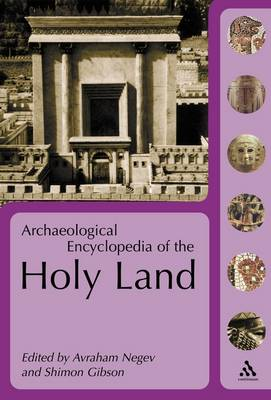 Archaeological Encyclopedia of the Holy Land book