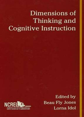 Dimensions of Thinking and Cognitive Instruction book