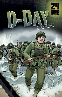 D-Day by Warren Pleece