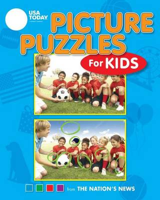 USA Today Picture Puzzles for Kids by Usa Today