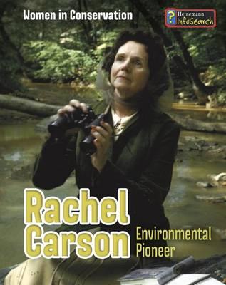 Rachel Carson by Lori Hile