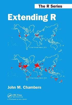 Extending R book