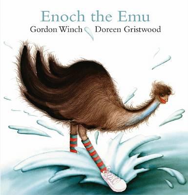 Enoch the Emu by Gordon Winch