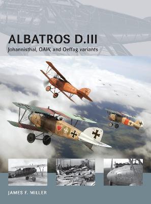 Albatros D.III by James F. Miller