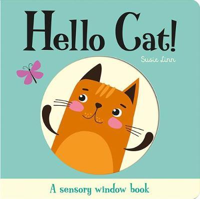 Peek-a-boo Little Cat! by Susie Linn