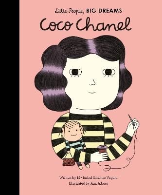 Coco Chanel by Maria Isabel Sanchez Vegara