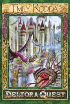 Deltora Quest 1: Series 1 Bind-Up book