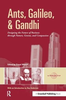 Ants, Galileo, and Gandhi book