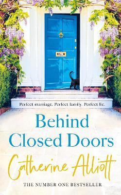 Behind Closed Doors by Catherine Alliott