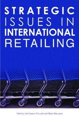 Strategic Issues in International Retailing book