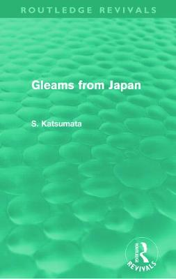 Gleams From Japan book