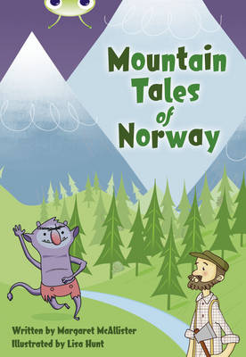 BC Brown A/3C Mountain Tales of Norway BC Brown A/3C Mountain Tales of Norway Brown A/3C by Margaret McAllister