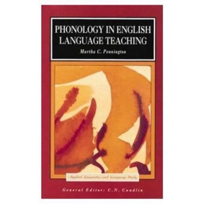 Phonology in English Language Teaching book