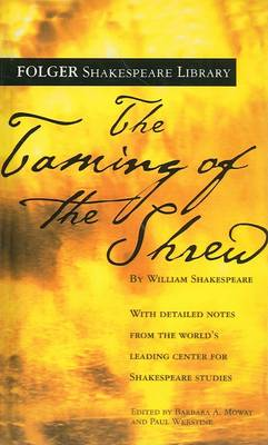 Taming of the Shrew book