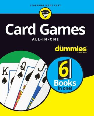 Card Games All-In-One For Dummies by Consumer Dummies