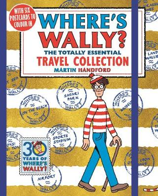 Where's Wally? The Totally Essential Travel Collection book