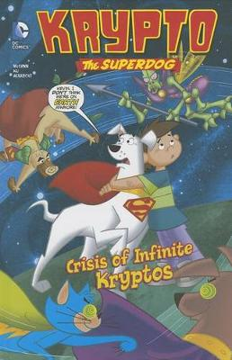 Crisis of Infinite Kryptos by Jesse Leon McCann