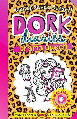 Dork Diaries: Drama Queen book