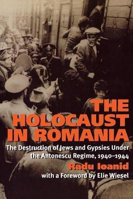 Holocaust in Romania book