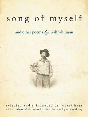 Song of Myself by Robert Hass